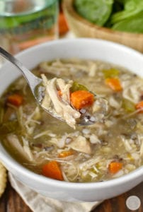 turkey-soup