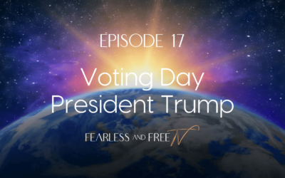 Voting Day, President Trump – St. Germaine