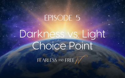 Darkness vs. Light, Choice Point – Archangel Michael